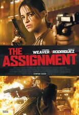The Assignment (Blu-ray/DVD + Digital HD) NEW/SEALED w slipcover