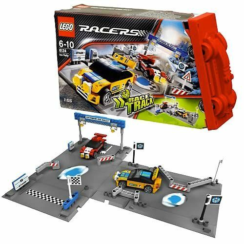NEW IN SEALED BOX - LEGO Ice Rally Racers 8124