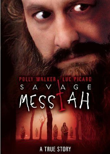 Savage Messiah (DVD) THRILLER Based on True Story [Region 4] NEW & unSEALED