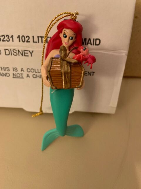 Disney Christmas Magic 26231 102 Little Mermaid Ornament ...