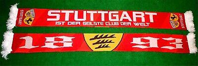 """Stuttgart Schal /""""DER GEILSTE CLUB/""""  Block Neckar Ultra Fan Kurve Neu"""