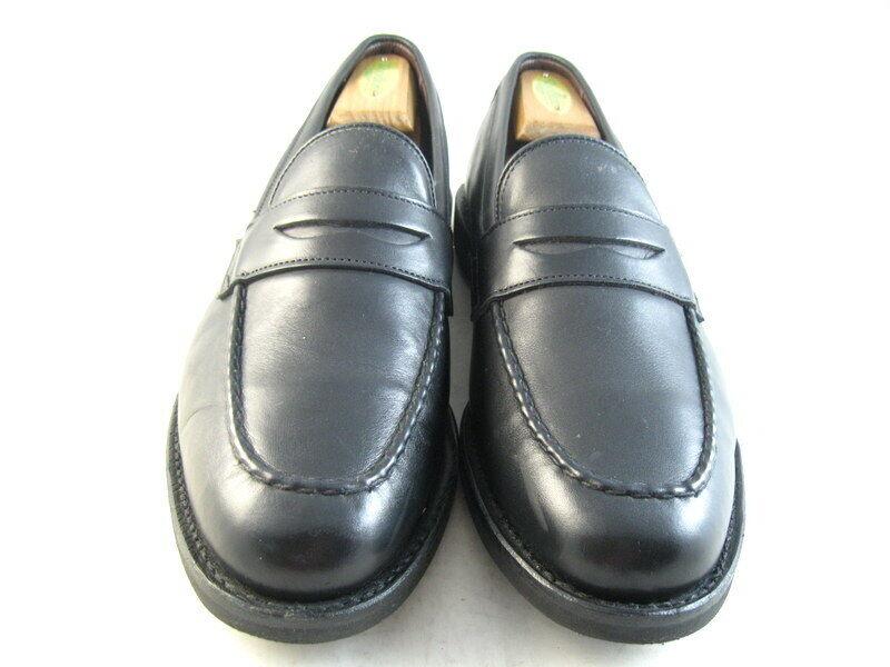 Allen Edmonds  SFO  Loafers 9 EEE Black   (972)