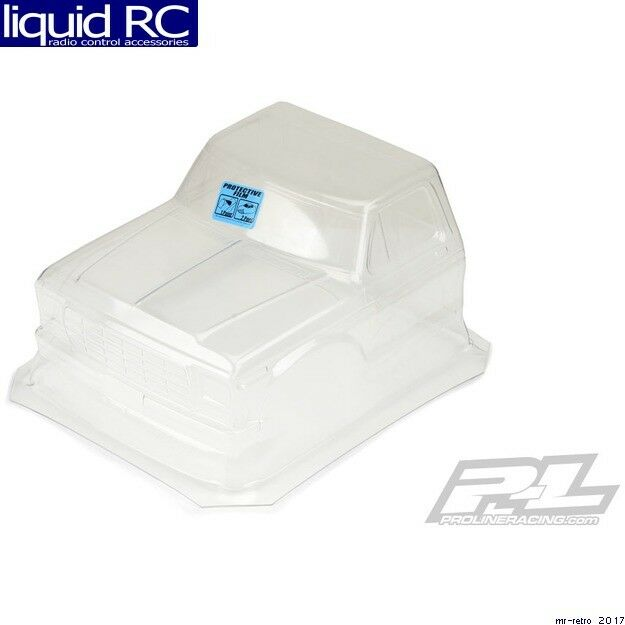 Pro-Line 3496-00 1979 Ford F-150 Clear Body for Ascender