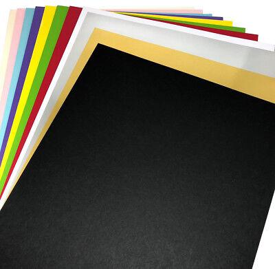 160-220 g//m² ~ Basteln Bastelkarton Kartenkarton ~ #0132 60-tlg. Karton DIN A4