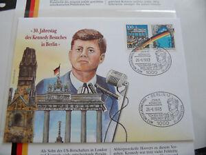30 jahre Kennedybesuch in Deutschland - Velten, Deutschland - 30 jahre Kennedybesuch in Deutschland - Velten, Deutschland