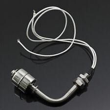 1PCS Stainless Steel Float Switch Liquid Switch Water Level Silver Sensor