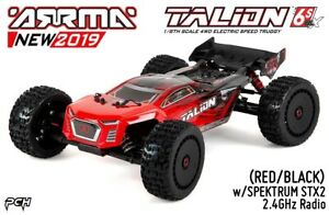 ARRMA-1-8-2019-TALION-6S-BLX-Brushless-4WD-Truggy-RED-BLACK-RTR-ARA106048