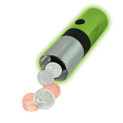 Red Details about  /LED Light Bottle Opener Stash Compartment Carabiner Multitool