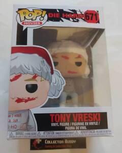 Vinyl Funko Die Hard Tony Vreski Pop