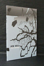 THE SAVED Joe Hill UK SIGNED LIMITED 1st EDITION HARDBACK