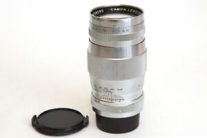 Canon-135mm-f3-5-RF-Monture-Vis-Leica-M39-39x1-Ltm-Tres-Rares