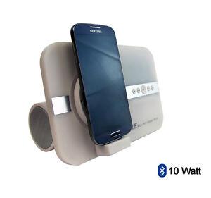 Details Zu Sound System F Samsung Galaxy S5 S4 S3 S2 S6 Mini Alpha Lautsprecher 10w Weiß