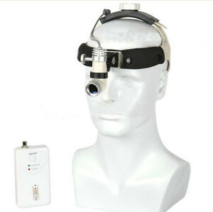 Image Is Loading KD 202A 3 3W LED Surgical Head Light