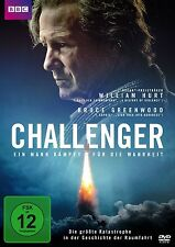 WILLIAM/GREENWOOD,BRUCE HURT - CHALLENGER  DVD NEU