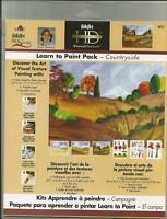 Countryside 5012 Donna Dewberry Hd High Definition Learn To Paint Pack