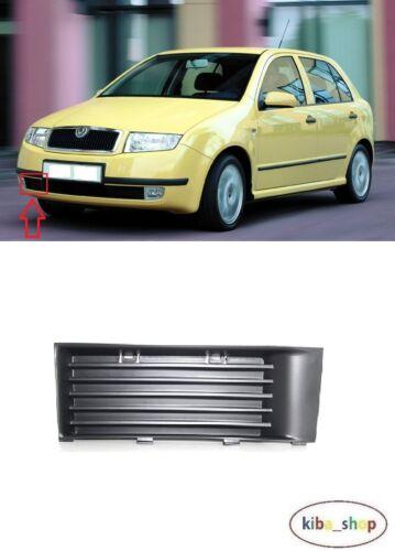 Skoda Fabia 1999-2002 Nouveau Pare-chocs avant inférieur Grill CALANDRE Droit O//S DRIVER