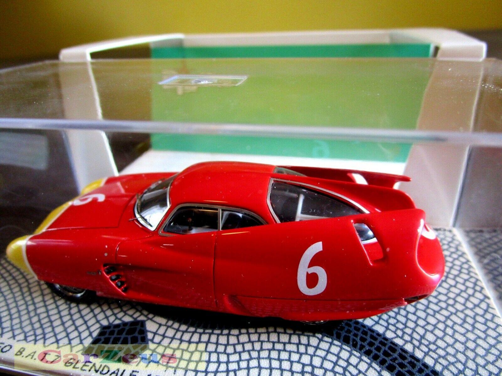1 43 Bizarre, Alfa Romeo B.A.T. 7, Glendale 1955,  6