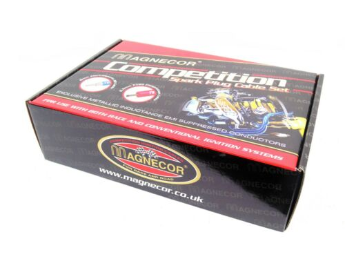 Magnecor KV85 Performance Ignition HT Leads RENAULT 5 GT Turbo Mk2 1.4 1987-1991