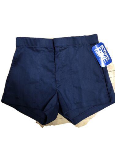 Vintage Bike Body Flex Coaches Shorts Polyester/co