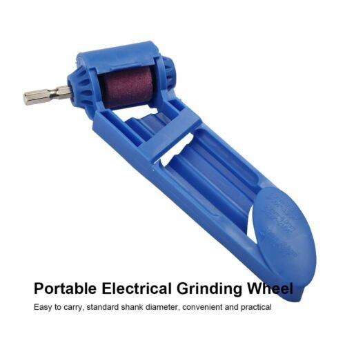 Twist Drill Grinder Wheel Bit ABS Stainless Steel Portable Sharpening Machine