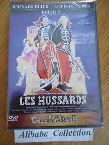 NEUF-DVD-LES-HUSSARDS-Bourvil-louis-de-Funes-Bernard-Blier