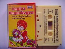 MC Kassette Regina Regenbogen und Schleichmichel´s schönster Tag, Folge 9 EUROPA