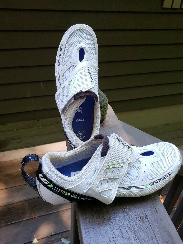 Louis Garneau 2018 Men's orWoman's  Tri X-Speed III Triathlon Cycling shoes - 39