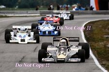 Jody Scheckter Wolf WR1 Winner Canadian Grand Prix 1977 Photograph 3