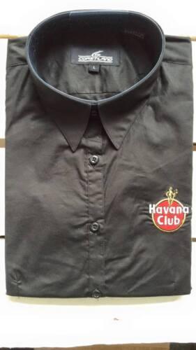 ❤️ 3x Havana Club Bluse Hemd L KellnerHemd Kellnerbluse