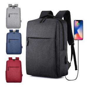 d9f880ebba0f4 Rucksack Laptop mit USB Ladeanschluss 15.6 Zoll Laptop für Business ...