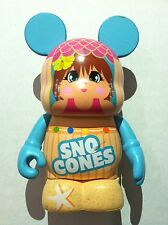 """Cutesters At The Beach Snow Cone Stand Disney Vinylmation 3"""" Figure"""