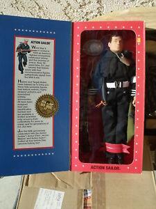 "G.I Joe Limited Edition 12/"" Commemorative Action Sailor"