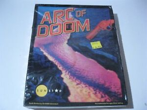 Details about Arc of Doom new sealed PC / Mac CD-ROM Sunstar