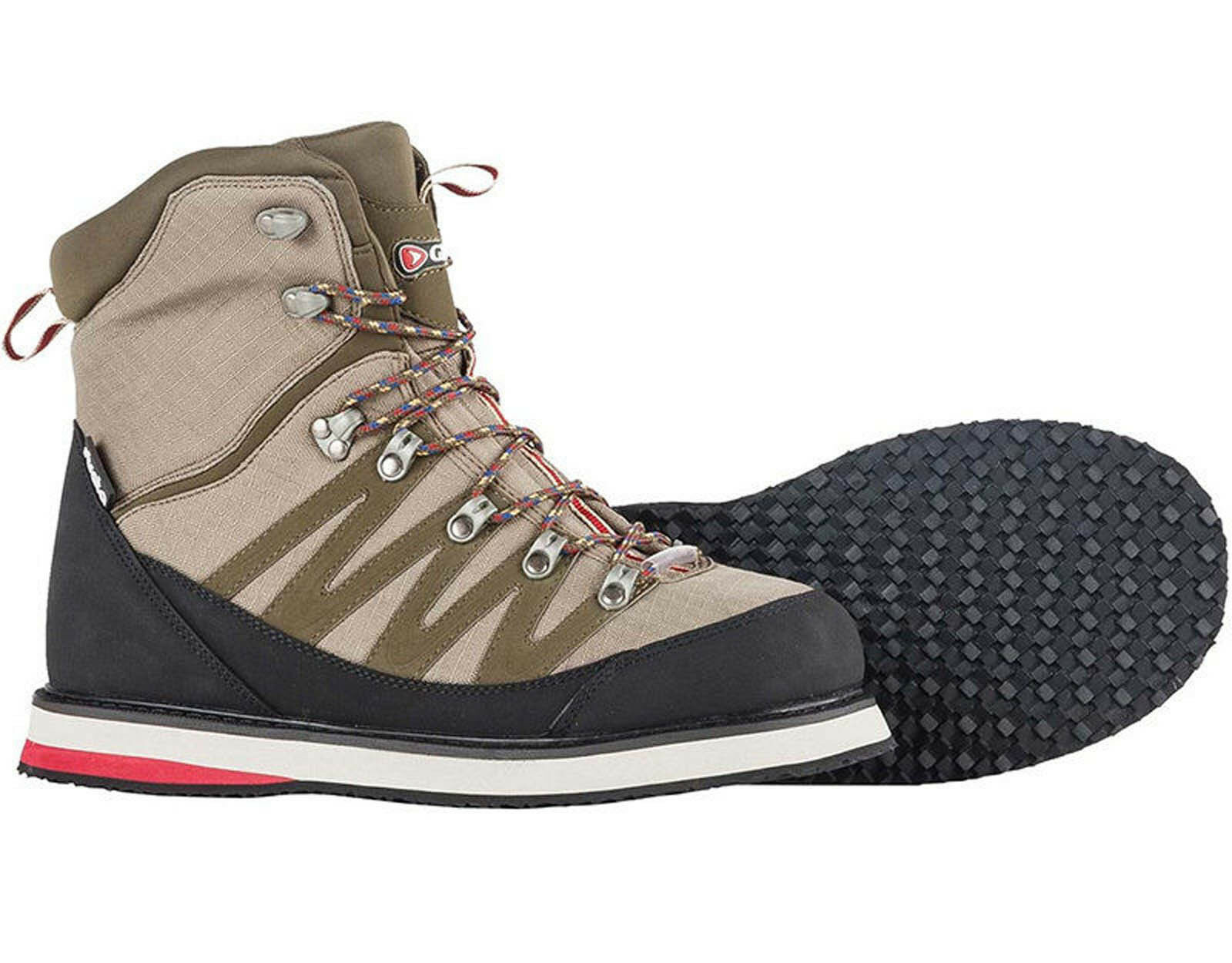 Greys Super-Light Easy Lace Strata CT Rubber Sole Wading Fishing Boots-All Sizes