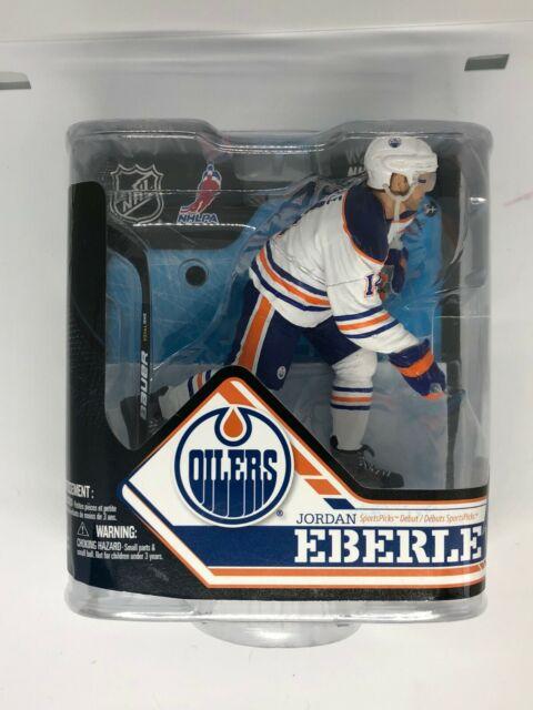 McFarlane NHL Series 32 JORDAN EBERLE Edmonton Oilers Hockey Action Figure