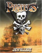 Skull & Crossbones Pendant  -  Pirates / Captain Jack Sparrow