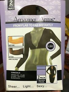 94785d5b54 2Pc Slimmer Thinner Amazing Arms From Flab To Fab Lightweight ...