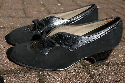 Vintage Damen Schuhe + 50 er Jahre, Rockabilly, Swing | eBay