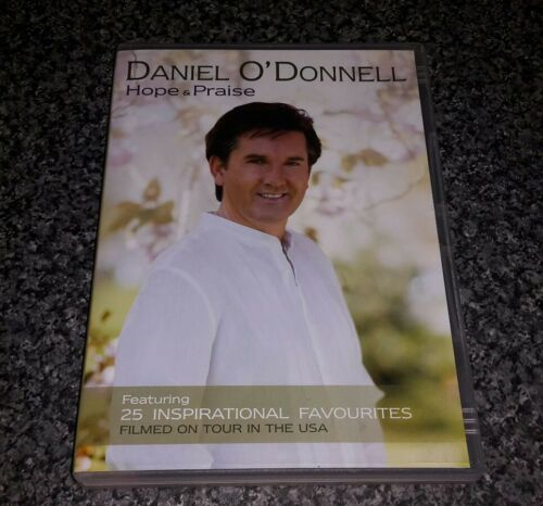 1 of 1 - Daniel O'Donnell - Hope And Praise (DVD, 2009)