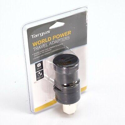 Targus World Power Travel Adapter APK01US1
