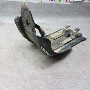 Acerbis Skid Plate Black 2374230001