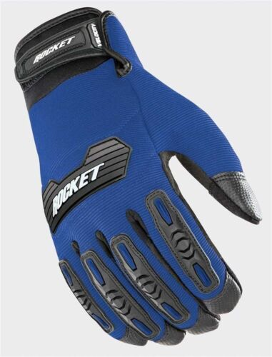 Joe Rocket Men/'s Velocity 2.0 Glove Blue//Black 2X-Large 1610-4206