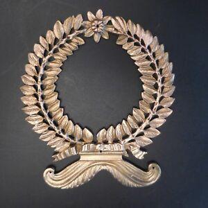 Medallon-Cobre-Bronce-Siglo-XVIII-Renacimiento-Francia-Metal-Escultura-Pn-2018