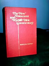 THE NEW TESTAMENT & WYCLIFFE BIBLE COMMENTARY, PARALLEL EDITION, MOODY MONTHLY