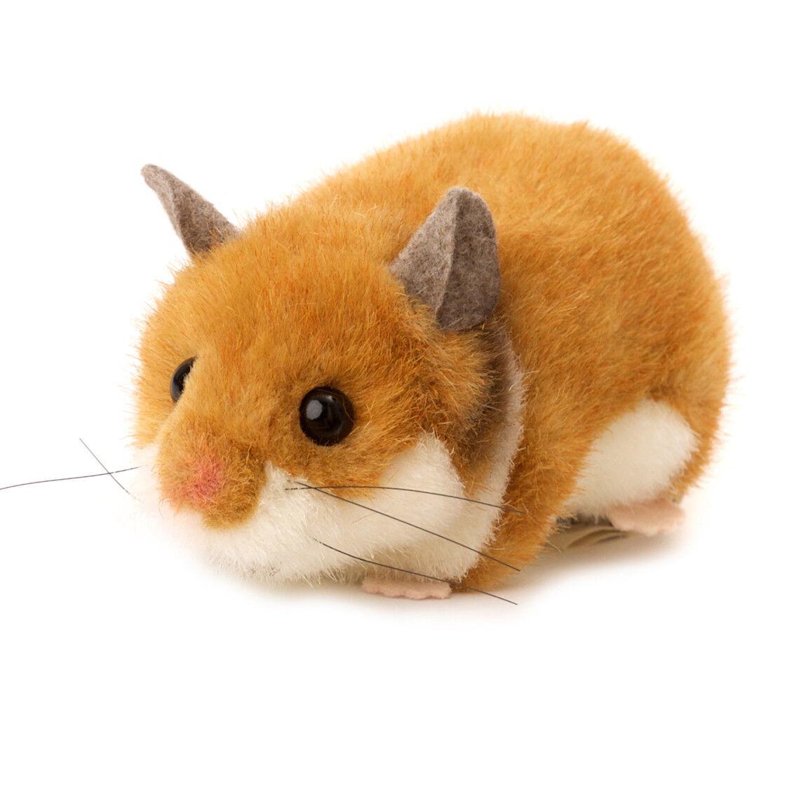 Hamster - exquisite plush collectors cuddly soft toy - Kosen   Kösen - 3390