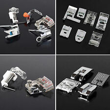Sale 32pcs Presser Foot Feet For Brother Singer Domestic Sewing Machine Part New