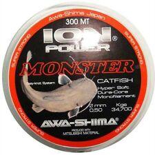 AWA-SHIMA ION POWER MONSTER 260mt. 0.80 fishing line monofilament