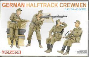 Dragon-WWII-German-Halftrack-Crewmen-Figures-in-1-35-6193-ST-B3