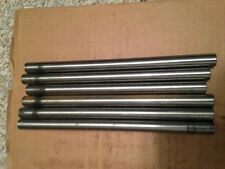 916 Dia Titanium 6al 4v Round Bar 8 10 Long Ti Gr5 Rod Grade 5 Stock 6 Pcs