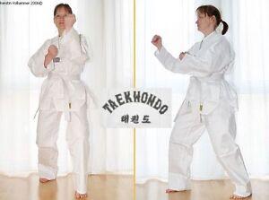 Taekwondoanzug-Taekwondo-Anzug-Dobok-mit-Rueckenaufdruck-Groesse-waehlbar-Mod-15